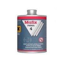 ADEZIV TRANSPARENT MAFIX COMPACT 750ML