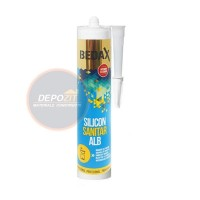 SILICON SANITAR ALB 280 ML